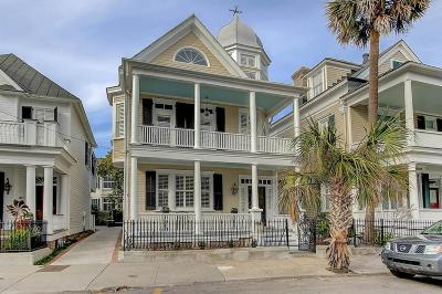 Single Family Home For Sale: 38 S Battery Street