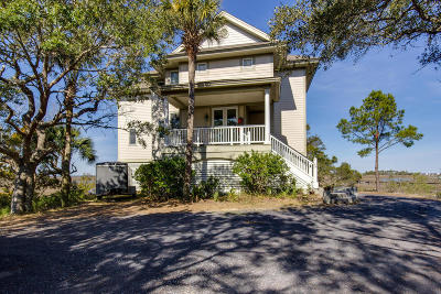 Wild Dunes Single Family Home For Sale: 48 Seagrass Lane