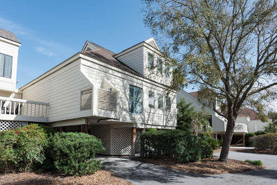 Seabrook Island Attached For Sale: 713 Spinnaker Beach House
