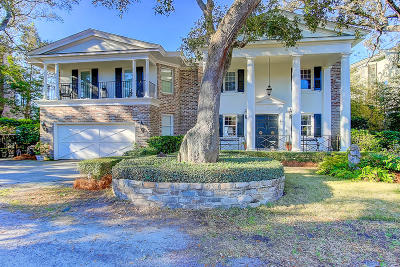 Mount Pleasant Single Family Home For Sale: 5 Pierates Cruz