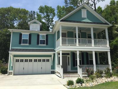 Summerville Single Family Home For Sale: 459 Brick Kiln Drive