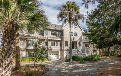 Kiawah Island Single Family Home For Sale: 68 Persimmon Court