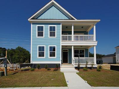 Charleston Single Family Home For Sale: 1048 Oak Bluff Avenue