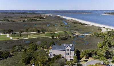 Isle Of Palms Single Family Home For Sale: 62 Ocean Point Drive