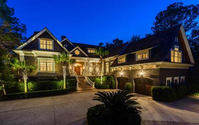 Kiawah Island Single Family Home For Sale: 50 Kiawah Island Club Drive