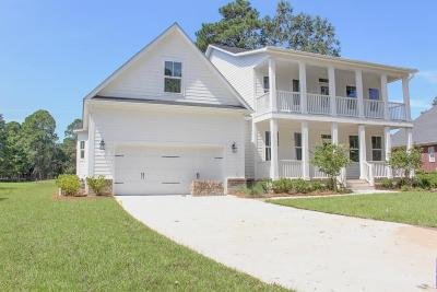 North Charleston Single Family Home For Sale: 8831 E Fairway Woods Circle