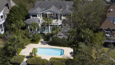 Mount Pleasant Single Family Home For Sale: 76 On The Harbor Drive