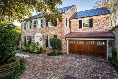 Charleston Single Family Home Contingent: 23 Longitude Lane