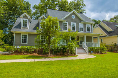 Single Family Home Closed: 4778 Stono Links Drive