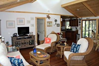 Edisto Island Single Family Home Contingent: 1104 Jungle Road