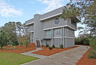 Seabrook Island Single Family Home For Sale: 3712 Seabrook Island Road