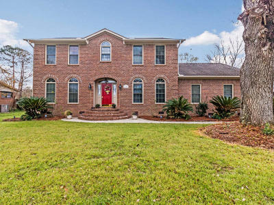 Charleston Single Family Home For Sale: 1337 Fort Lamar Road