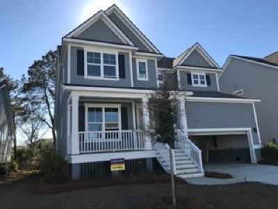 Single Family Home For Sale: 1542 Trumpington Street