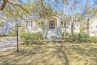 Stono Ferry, Stono Plantation Single Family Home For Sale: 5208 Holly Forest