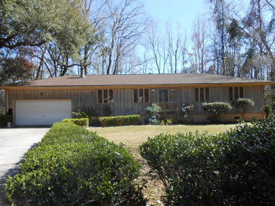 Johns Island SC Single Family Home Contingent: $185,000