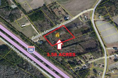 Residential Lots & Land For Sale: 1 Gelzer Lane