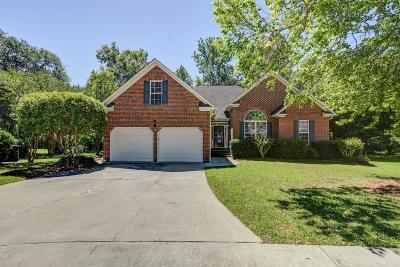 Goose Creek Single Family Home For Sale: 109 S Gateshead Crossing