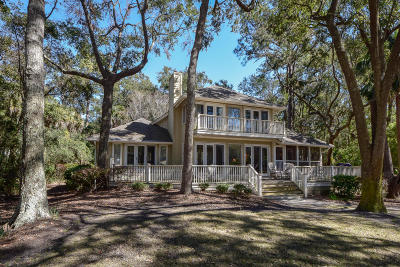 Kiawah Island Single Family Home For Sale: 58 Surfwatch Drive