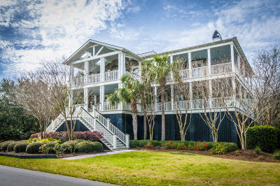 Sullivans Island Single Family Home For Sale: 932 Middle Street