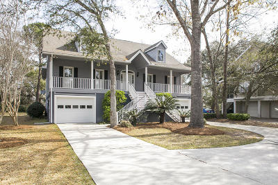 Charleston Single Family Home For Sale: 214 Ashmont Drive
