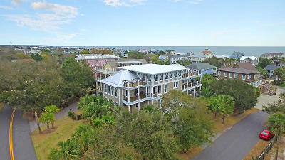 Isle Of Palms Single Family Home For Sale: 300 Carolina Boulevard