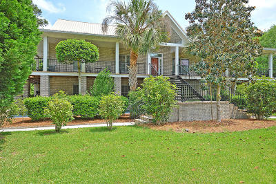 Charleston Single Family Home For Sale: 1324 Old Towne Rd.