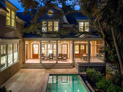 Kiawah Island Single Family Home For Sale: 117 Bufflehead Drive