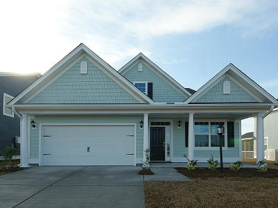 James Island Single Family Home Contingent: 840 Riverton Way