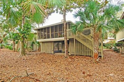 Seabrook Island Single Family Home For Sale: 1153 Summer Wind Lane