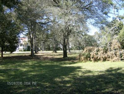 Johns Island Single Family Home For Sale: Lot B46 Seabrook Island Road