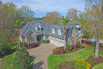 Rivertowne Country Club Single Family Home For Sale: 2808 Parkers Landing Road
