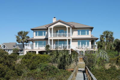 Isle Of Palms Single Family Home For Sale: 2 42nd Avenue