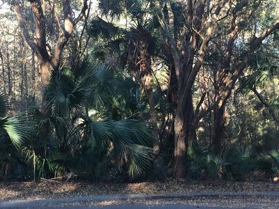 Seabrook Island Residential Lots & Land For Sale: 2832 Partridge Walk Court