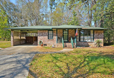 Summerville Single Family Home Contingent: 440 Embassy Dr