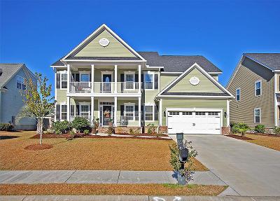 Legend Oaks Plantation Single Family Home For Sale: 105 Carriage Ride Lane