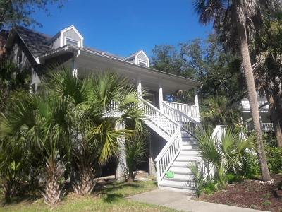 Isle Of Palms Single Family Home For Sale: 5 Tabby Lane