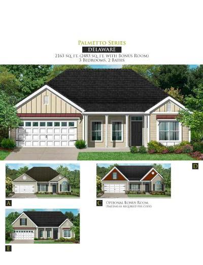 Johns Island Single Family Home For Sale: 112 Olivia Marie Lane
