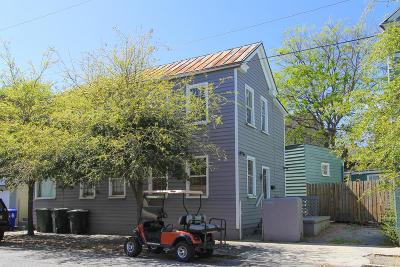 Single Family Home For Sale: 5 Jasper Street