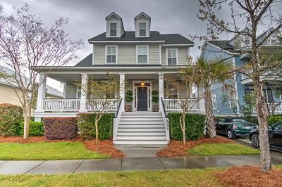 Daniel Island Single Family Home For Sale: 8037 Gibbon Street