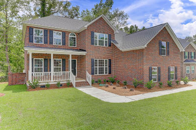 North Charleston Single Family Home Contingent: 5541 Crescent View Drive