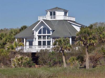 Edisto Island Single Family Home For Sale: 3 Lost Village Trail