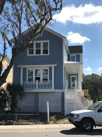 Johns Island Single Family Home Contingent: 2675 Colonel Harrison Drive