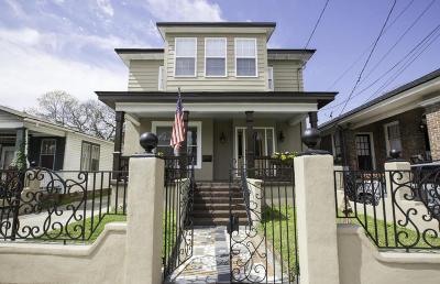 Single Family Home For Sale: 921 Rutledge Avenue