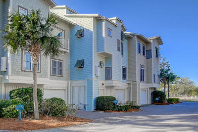 Charleston County Attached For Sale: 2129 Tides End Road