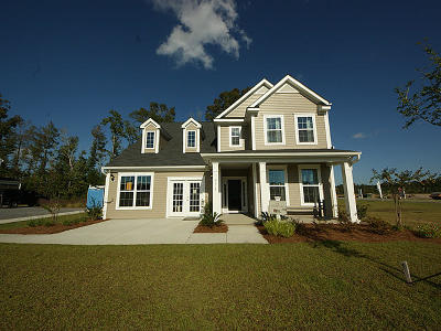 Ladson Single Family Home For Sale: 11 Hermitage Lane