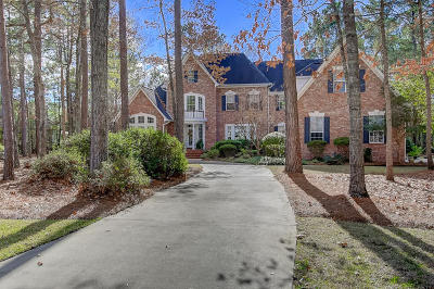 North Charleston, West Ashley Single Family Home Contingent: 4201 Buck Creek Ct