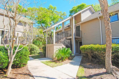 Seabrook Island Attached For Sale: 153 High Hammock Villa