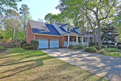 North Charleston, West Ashley Single Family Home For Sale: 4216 Wildwood Landing
