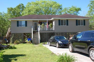 Single Family Home Contingent: 1649 Bryce Road