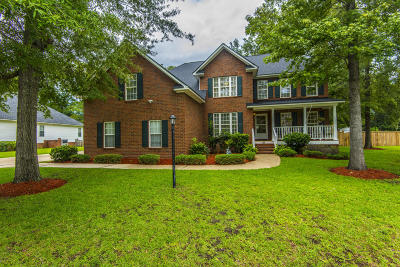 Goose Creek Single Family Home Contingent: 100 Haleswood Circle